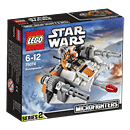 LEGO Star Wars: Snowspeeder -Microfighters- (75074)