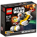 LEGO Star Wars: Y-Wing -Microfighters- (75162)