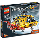 Lego Technic: Grosser Helikopter
