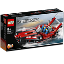 LEGO Technic: Rennboot (42089)