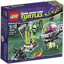 Lego Turtles: Kraangs Labor