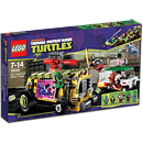 Lego Turtles: Turtles Shellraiser