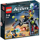 LEGO Ultra Agents: Spyclops-Infiltration (70166)