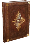 Uncharted 3: Drake's Deception - Collector's Edition (Lösungshefte)