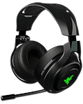 Headset ManO'War (Razer)