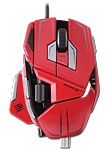 Maus Cyborg M.M.O. 7 -red- (Mad Catz)