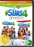 Die Sims 4 - Cats & Dogs Bundle (Code in a Box)