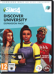 Die Sims 4: Discover University (Code in a Box) (Macintosh)