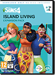 Die Sims 4: Island Living (Code in a Box) (Macintosh)