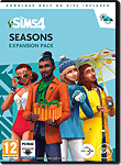 Die Sims 4: Seasons (Code in a Box) (Macintosh)