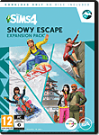 Die Sims 4: Snowy Escape (Code in a Box)