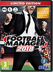 Football Manager 2018 - Limited Edition -E- (Macintosh)
