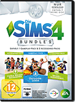 Die Sims 4: Bundle 2 (Code in a Box) (Macintosh)