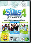 Die Sims 4: Bundle 4 (Code in a Box) (Macintosh)