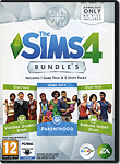 Die Sims 4: Bundle 5 (Code in a Box) (Macintosh)