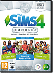 Die Sims 4: Bundle 6 (Code in a Box) (Macintosh)
