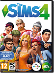 Die Sims 4 (Code in a Box) (Macintosh)