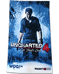 Badetuch Sommer 2015: Uncharted 4