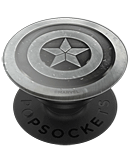 PopSockets Marvel: Captain America Monochrome