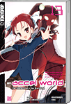 Accel World -Light Novel- 13: Der Startschuss in der Brandung (Manga)