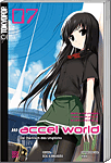 Accel World -Light Novel-, Band 07: Der Harnisch des Unglücks (Manga)