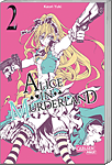 Alice in Murderland, Band 02