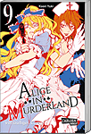 Alice in Murderland 09 (Manga)