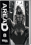 Area D, Band 08 (Manga)