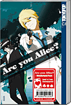 Are you Alice? - Wonderland Pack (Band 01+02) (Manga)