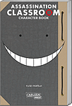 Assassination Classroom Character Book