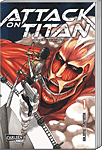 Attack on Titan 01 (Manga)