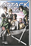 Attack on Titan, Band 10 (Manga)
