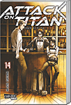 Attack on Titan 14 (Manga)