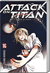 Attack on Titan 16 (Manga)