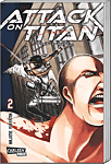 Attack on Titan 02 (Manga)
