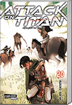 Attack on Titan 20 (Manga)