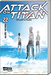 Attack on Titan 22 (Manga)