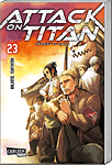 Attack on Titan, Band 23 (Manga)