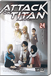 Attack on Titan, Band 24 (Manga)