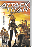 Attack on Titan 04 (Manga)