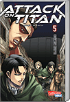Attack on Titan 05 (Manga)