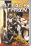 Attack on Titan, Band 08 (Manga)