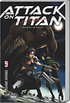 Attack on Titan 09 (Manga)