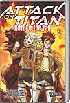 Attack on Titan: Before the Fall, Band 05 (Manga)