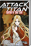 Attack on Titan: Before the Fall, Band 08 (Manga)