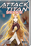 Attack on Titan: Before the Fall, Band 11