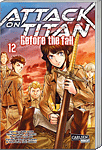 Attack on Titan: Before the Fall 12 (Manga)