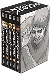 Attack on Titan - Box 4 (Band 16-20)