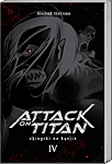 Attack on Titan - Deluxe 04 (Band 10-12)