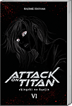 Attack on Titan - Deluxe 06 (Band 16-18)